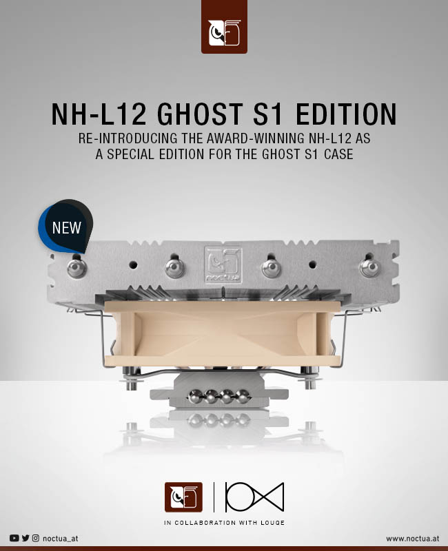 NH-L12S Ghost S1 Edition